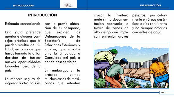 Migrantes Mexicanos Guía Del Migrante Mexicano
