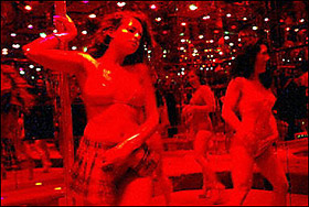 Top 25 clubs - Exotic Dancer