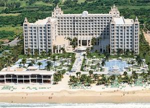 Grand Opening Of The All Inclusive Riu Vallarta Hotel