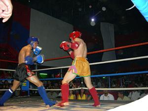 Muay Thai - Vallarta vs D F