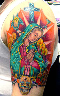 Navigating the minefield of cultural no no 39 s for Mexican heritage tattoos