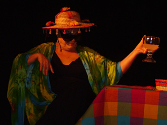 Shirley Valentine on This Is Shirley Valentine  Enacted By Dana Zeller Alexis  Waiting At A