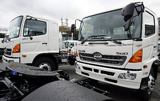 Japan 39 S Hino Plans To Build Truck Factory In Mexico