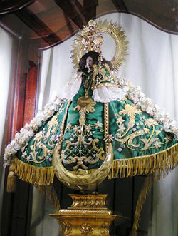 The Talpa De Allende Virgin Walks