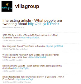 The Villa Group Attracts 500 Facebook Fans & Growing Daily in New Social  Media Venture