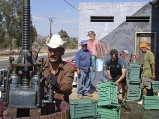 Mexico 39 s valley of wine for Sacbee fishing report