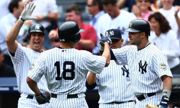 46c8a9aacda Have you ever wondered why the New York Yankees are the only baseball team  without the names of the players on the back of their jerseys