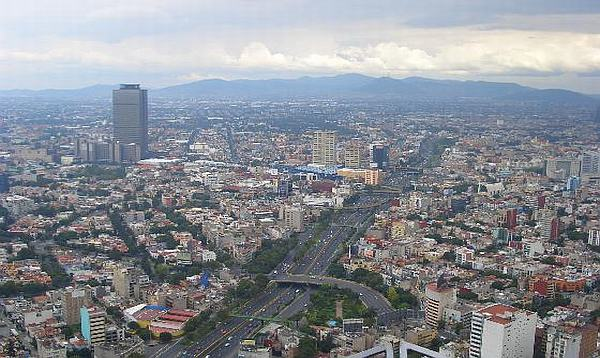 Mexico City Gets Free Earthquake Alert App For Blackberrys