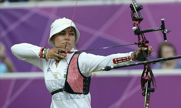 Women Win Mexico's First-Ever Medals in Olympic Archery