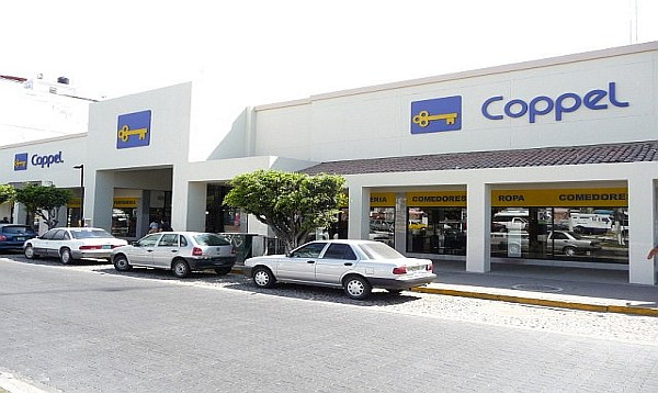 Department stores make mexico 39 s coppel brothers worth billions for Department stores that sell furniture