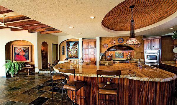 Help A Vallarta Villa Win Unique Homes 39 Ultimate Kitchen