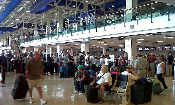 GAP Reports Passenger Traffic Increase In Mexican Airports - Airports in mexico