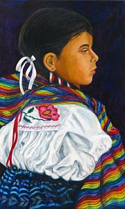 Art Benefit For Vallarta Children With Cancer At Old Town