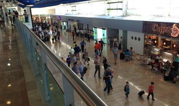 Gap reports 16 3 passenger traffic increase in mexican for Puerta 6 aeropuerto ciudad mexico