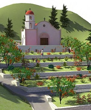 Vallartau0027s International Peace Garden Will Feature Plants Of The  Mediterranean And The Holy Land Along With Mexican Wild Flowers.