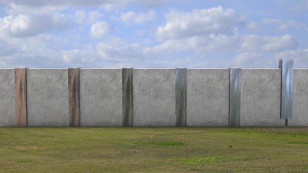 news history suggests donald trumps beautiful border wall outlandish