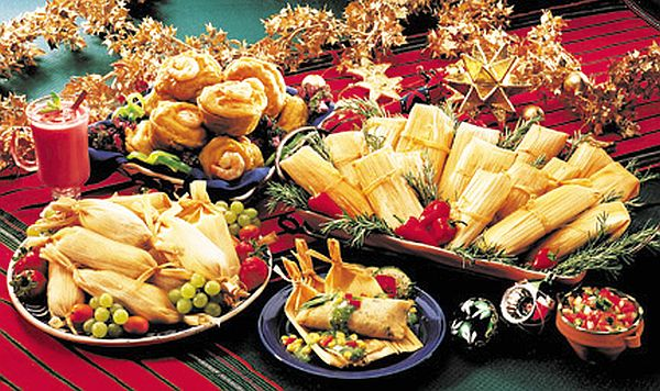 Mexican Christmas.Traditional Mexican Christmas Dishes And A Few Recipes