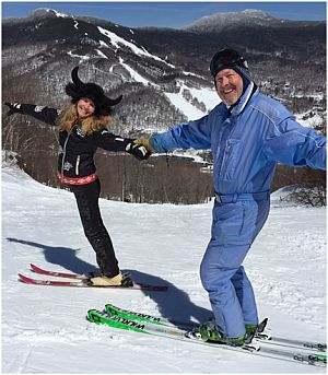 Suzy Chaffee: Thanks, Mother Earth, for Stowe's Epic Snow Miracle